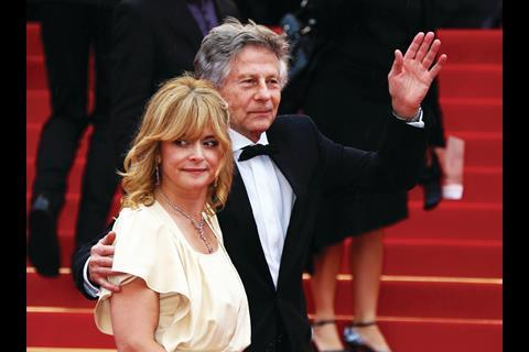 Nastassja Kinski and Roman Polanski at the Cannes Classics screening of Tess